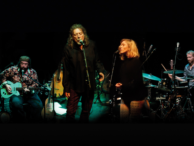 Saving Grace Ft. Robert Plant & Suzi Dian